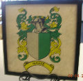 Coat of Arms Tile